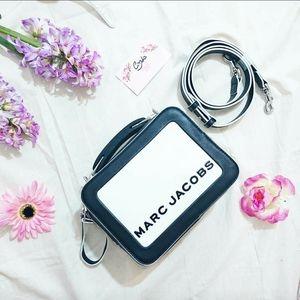 Auth Nwt Marc Jacobs The Box 20 mini bag